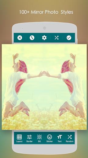 Mirror Photo:Editor&Collage (HD) screenshot 17