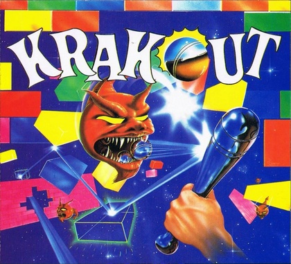 Krakout (Cover Art)