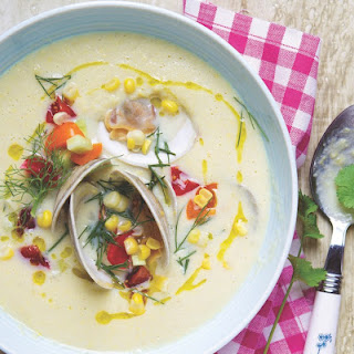 Corn And Fennel Soup