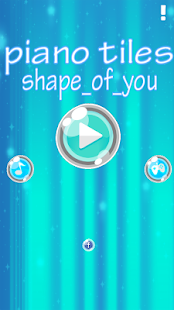 super piano tiles:shape_of_you - náhled