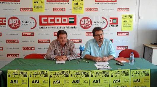 """""""Así no salimos de la crisis"""", lema sindical para el 1º de mayo"""