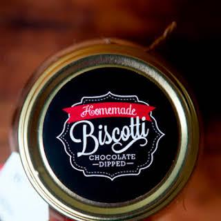 Delicious Biscotti.