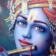 sri krishna live wallpaper icon