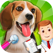 Puppy Doctor: Pet Baby Clinic