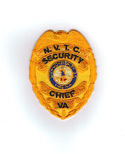 Photo: Northern Virginia Training Center, Badge, Chief