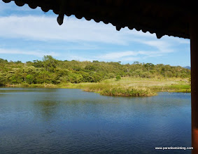 Photo: Pond at Rancho Primavera, near Tuito, Jalisco