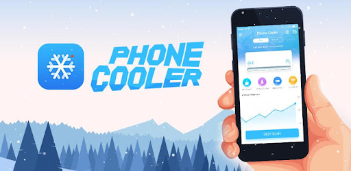 CPU Phone Cooler, Cool Down Phone Temperature for PC