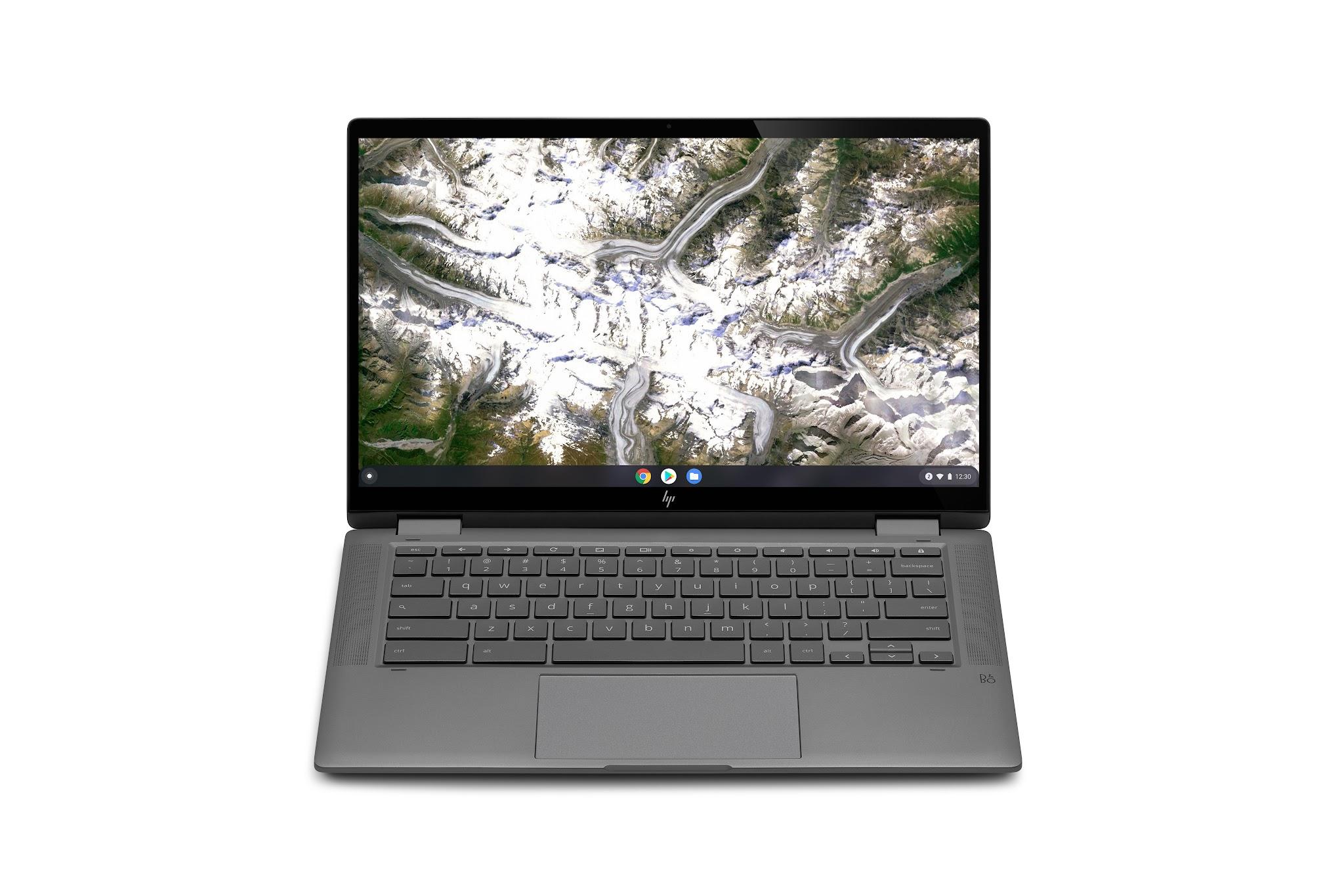 HP Chromebook x360 14c - photo 2