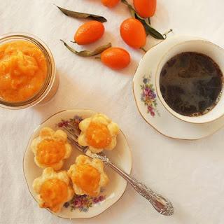 Kumquat Curd.