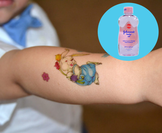 Usos del aceite de bebé que te sorprenderán