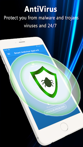 Virus Cleaner 2019 - Antivirus, Cleaner & Booster 1.2 screenshots 1