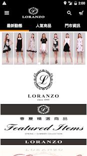 LORANZO:時裝服飾品牌 - náhled