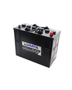 Batteri black VP 125Ah J1