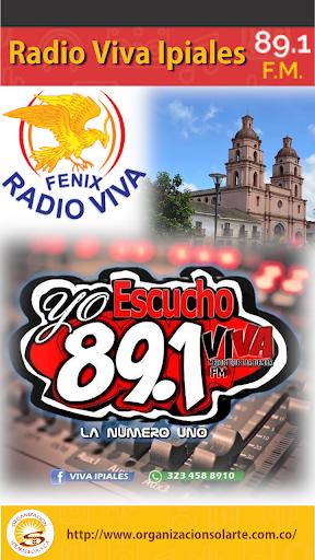 radio viva ipiales 89.1 screenshot 2