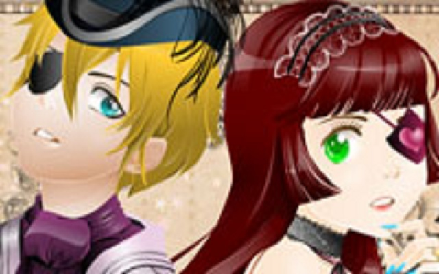 French Victorian DressUp Game