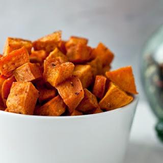 Coconut Oil Roasted Carrots Recipe