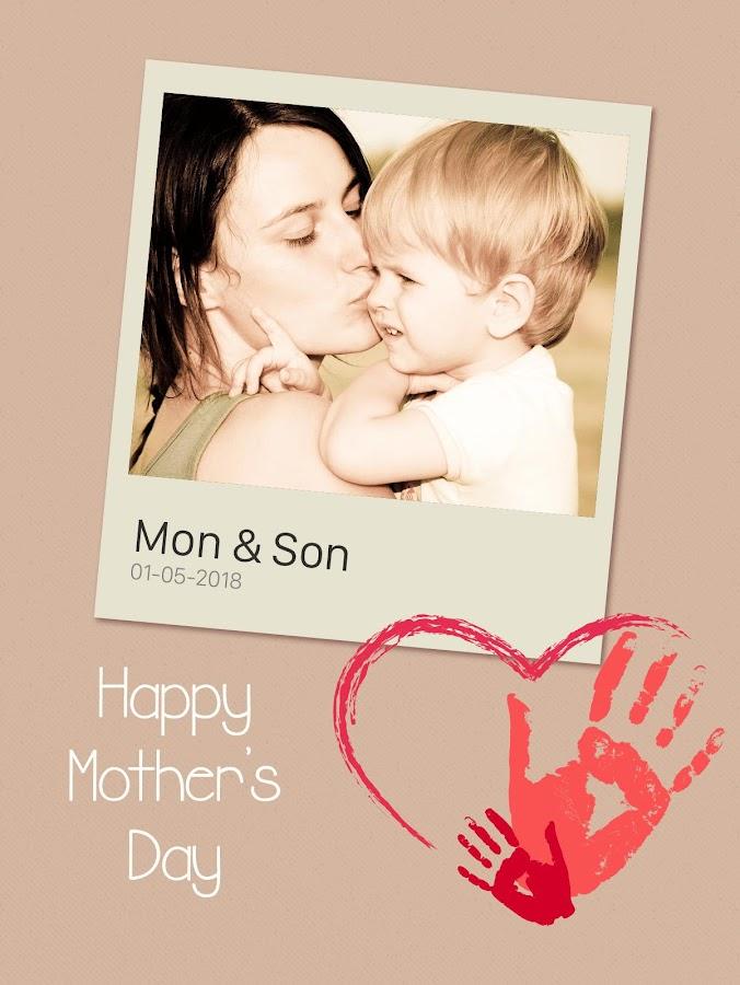 happy mothers day frames screenshot - Mother Frame