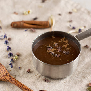 Oil-Free and Sugar-Free Chocolate Sauce [Vegan, Gluten-Free].