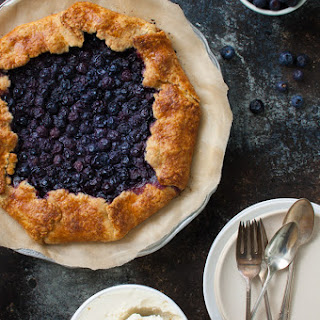 Blueberry Galette Recipes