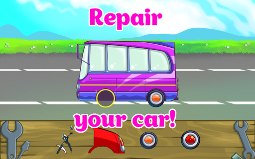 Learning Transport Vehicles for Kids and Toddlers Apk 2