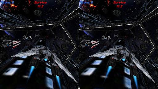 VR Space City Wars