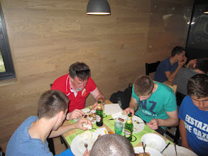 Photo: Juniori nakon posljednje utakmice (Štinjan - Cement 3:0)