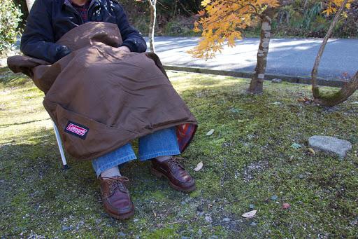 Coleman Outdoor Reversible Blanket