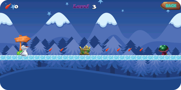 video call, chat simulator and game for snowman 5