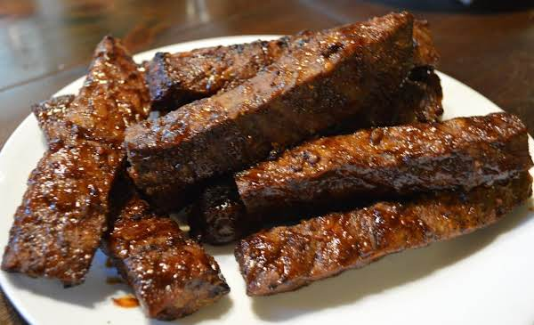 Chili Barbecued Ribs