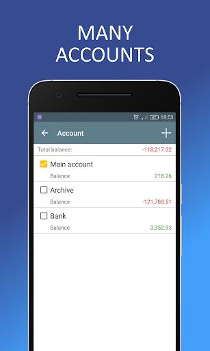 Income vs Expenses - budget & finance manager screenshot 6
