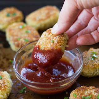 Vegan Chicken Nuggets.