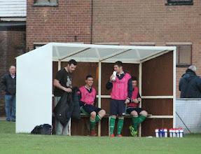 Photo: 11/04/14 v Burton Joyce (Notts Senior League Senior Division) 4-2 - contributed by Gary Spooner