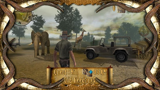 4x4 Safari 2- screenshot thumbnail