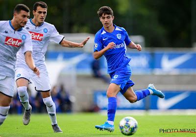 Spelers van Anderlecht en Genk helpen nationale U17 aan ticket voor Eliteronde