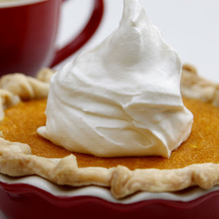 Mini Pumpkin Mascarpone Pies.