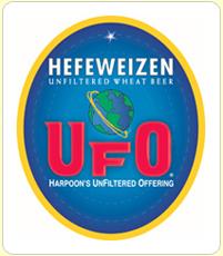 Logo of Harpoon Ufo Hefeweizen