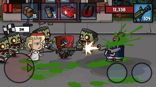 Zombie Age 3: Shooting Walking Zombie: Dead City filehippodl screenshot 12