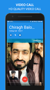VshGap Messenger - náhled