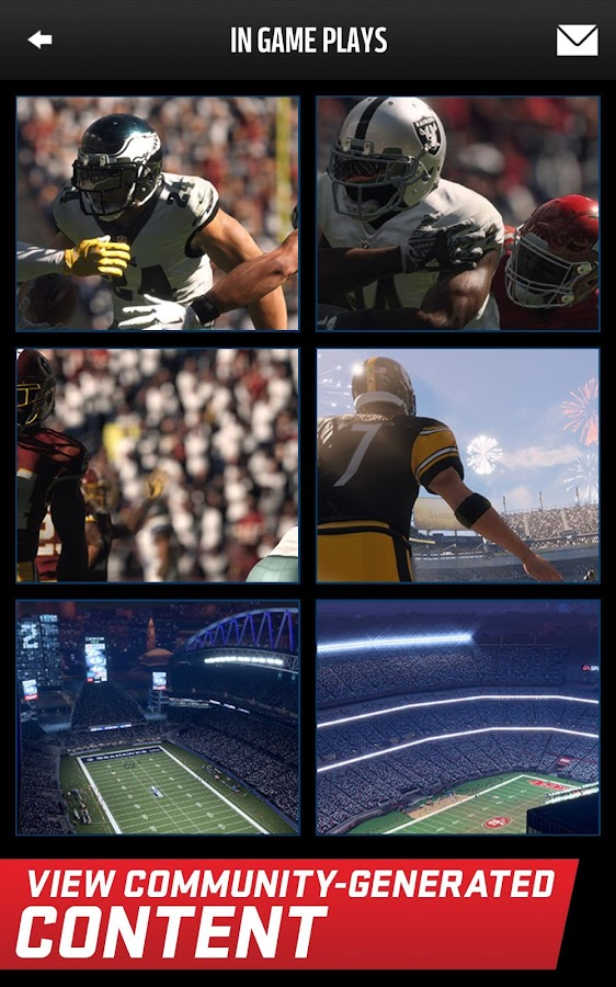 Madden NFL 18 Companion- screenshot