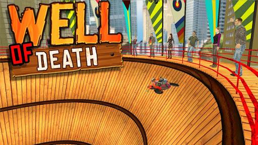 Télécharger Well Of Death Bike Stunt Rider APK MOD 2