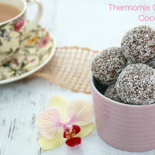 Chocolate Coconut Balls Recipes