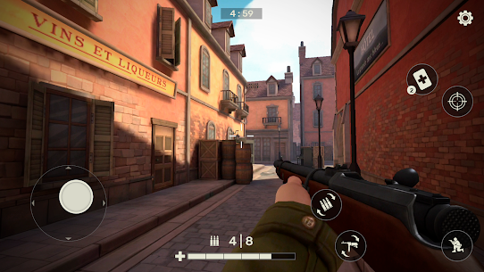 Frontline Guard: WW2 Online Shooter Apk Download For Android 3