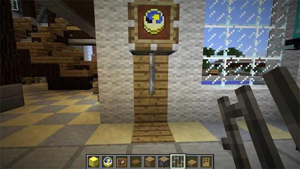 android Furniture Mods for Minecraft Screenshot 1