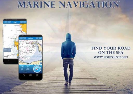Marine Navigation screenshot 1