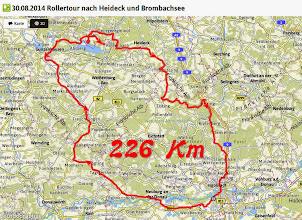 Photo: GPS Touraufzeichnung hier >> http://72g.de/NOV