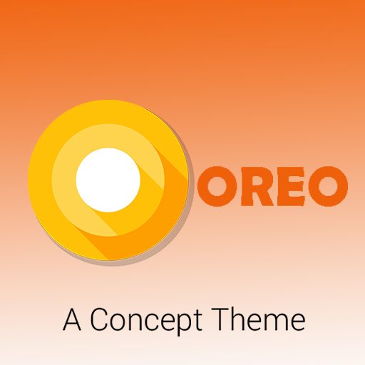 Oreo Android 8 Theme for Huawei