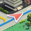 Offline GPS Navigation, Traffic & Maps by Karta icon