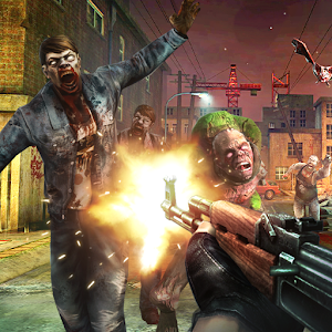 DEAD CITY Zombie 1.2.7 by VNG GAME STUDIOS logo