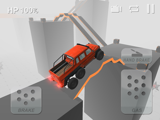 Test Driver: Offroad Driving Simulator android2mod screenshots 15