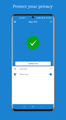 Mayi VPN - Free, Fast & Secure VPN proxy 223 Screenshots 3